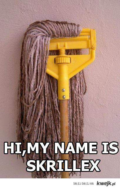 Hi , my name is Skrillex !