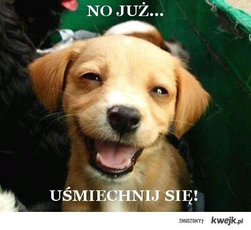 Uśmiechnij się!