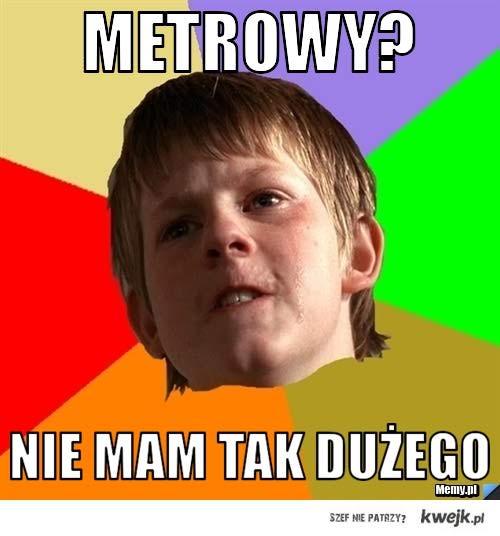 Metrowy