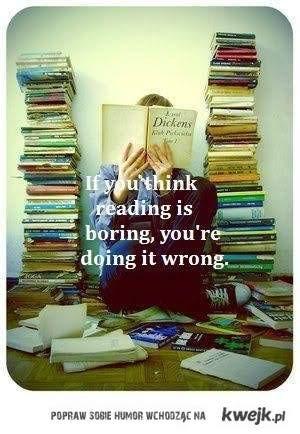<3 reading