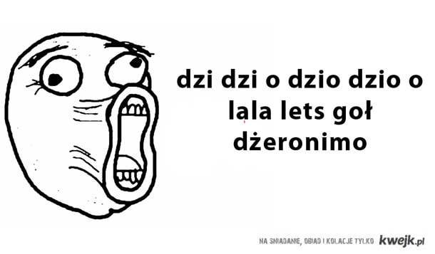 Dżeronimo!