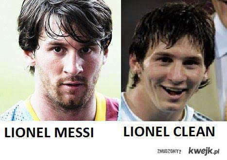 Lionel Clean