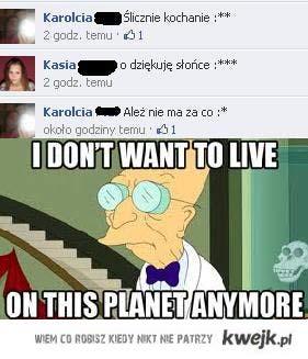 Dziewczyny na fb