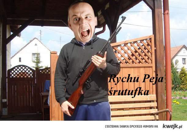 Rychu Peja śrutufka