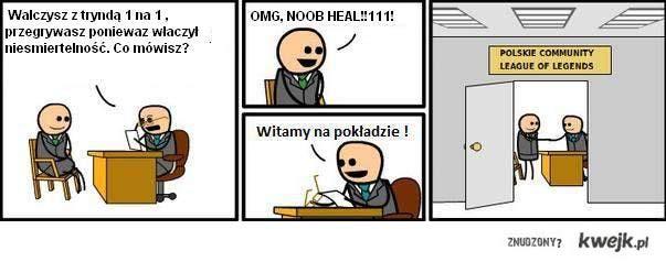Polskie community LoL