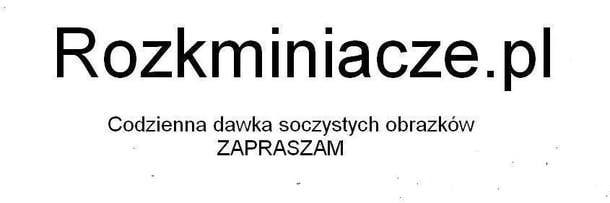 http://www.rozkminiacze.pl/