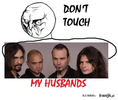 Nie dotykaj!