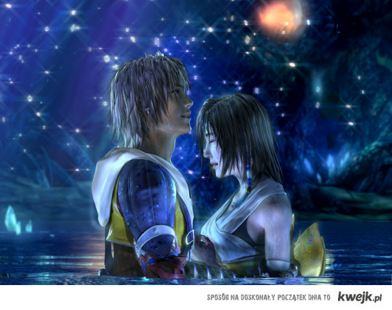 Final Fantasy X :D
