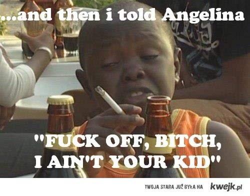 Dzieci Angeliny