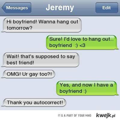 now i have boyfriend