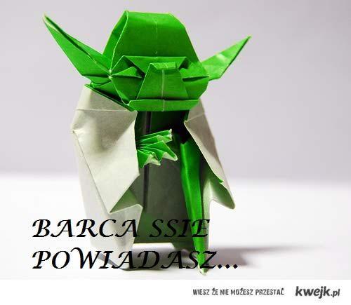 A więc Barca!