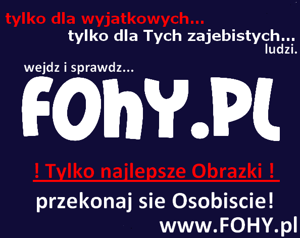 Fohy.pl Ogarnij to sam!