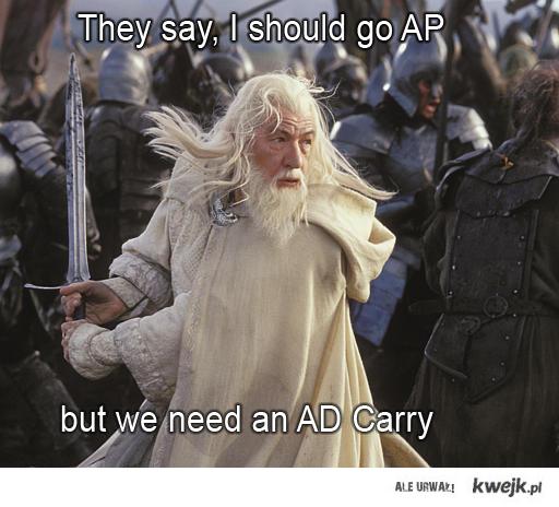 AD gandalf