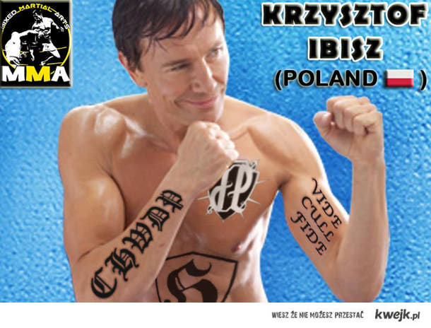 Nowa gwiazda polskiego MMA