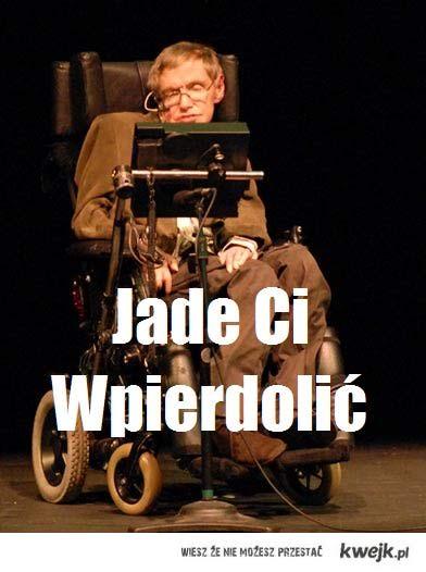 Hawking Jedzie