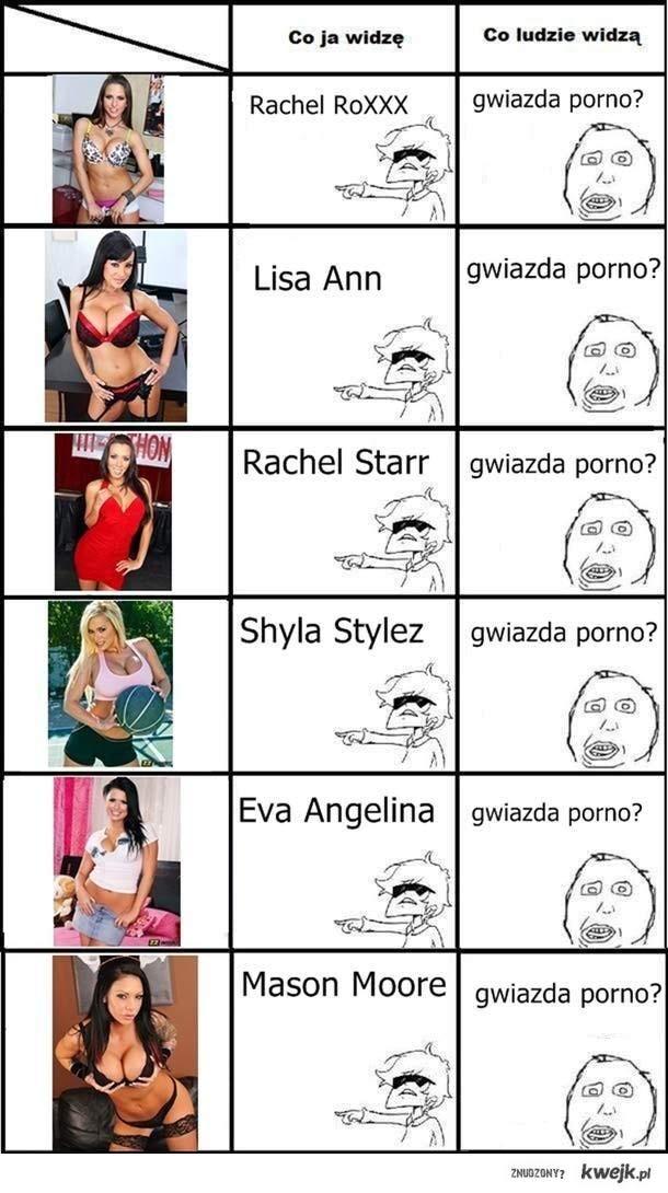 Gwiazdy Porno
