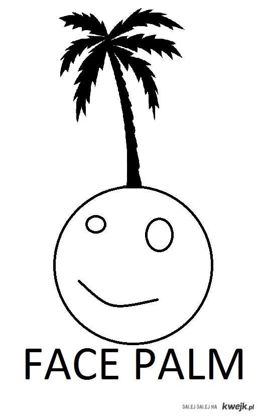Face Palm