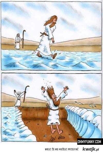jezus i mojżesz