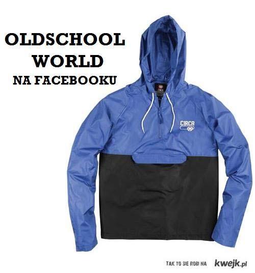 Oldschool World na facebooku