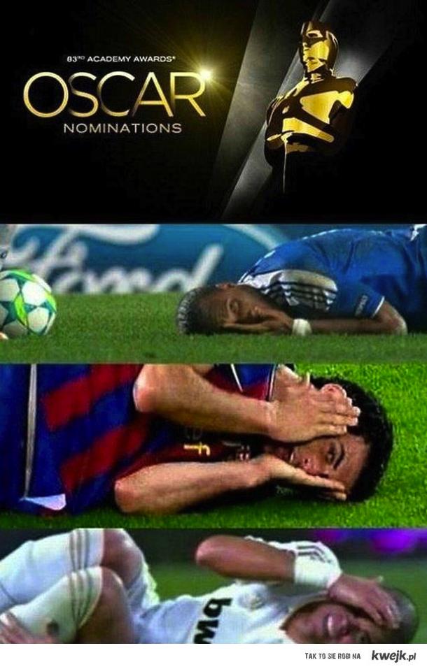 Nominacje do Oskarow