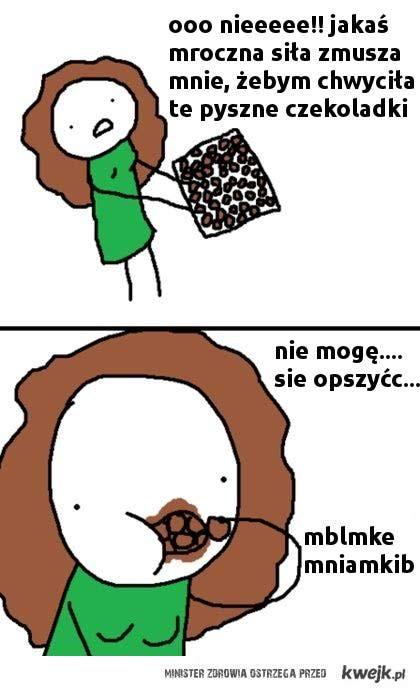 czekolada, którą musisz zjeść