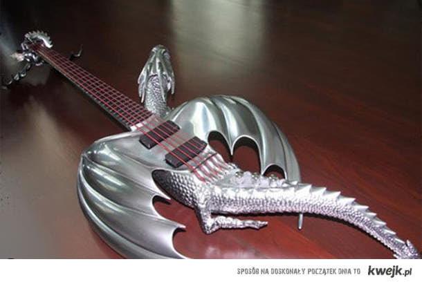 smocza gitara