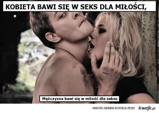 miłość i seks