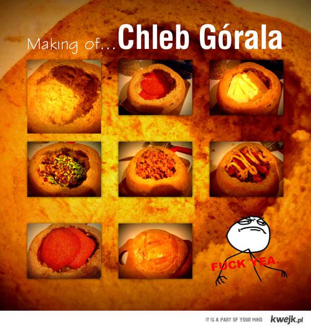 Making of... Chleb Górala
