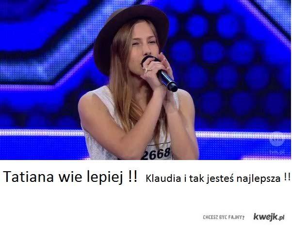 Tatiana wie lepiej