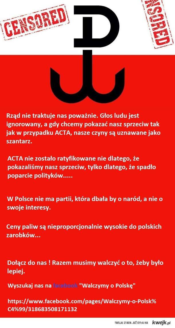 Walczymy o Polskę