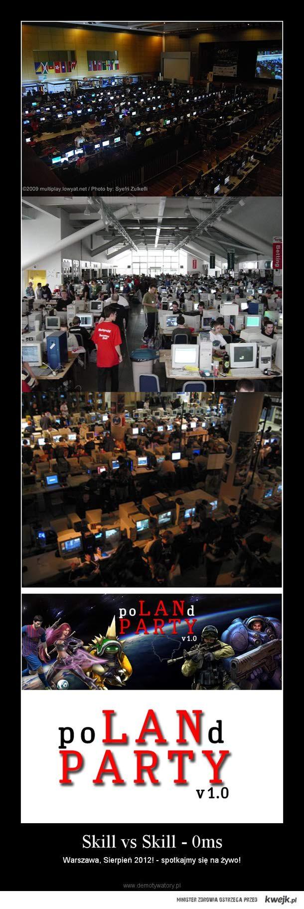 poLANd PARTY v. 1.0 2012