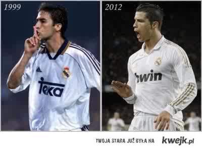 Raul & C.Ronaldo