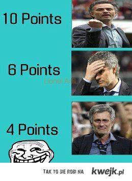 Bye bye Mourinho, bye bye Mourinho