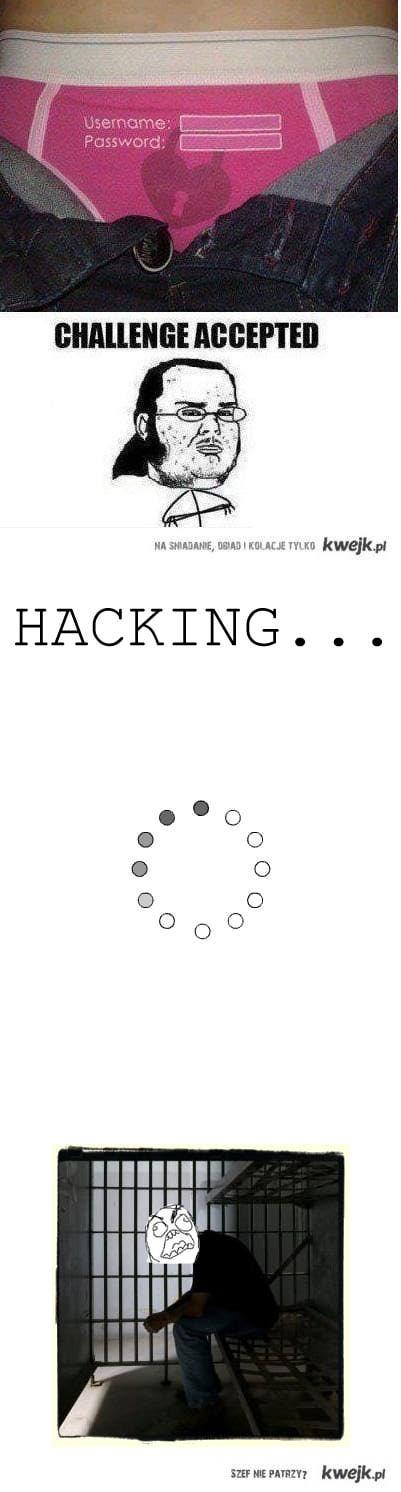 Hacking=prison