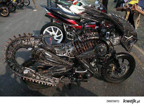 Alien motor