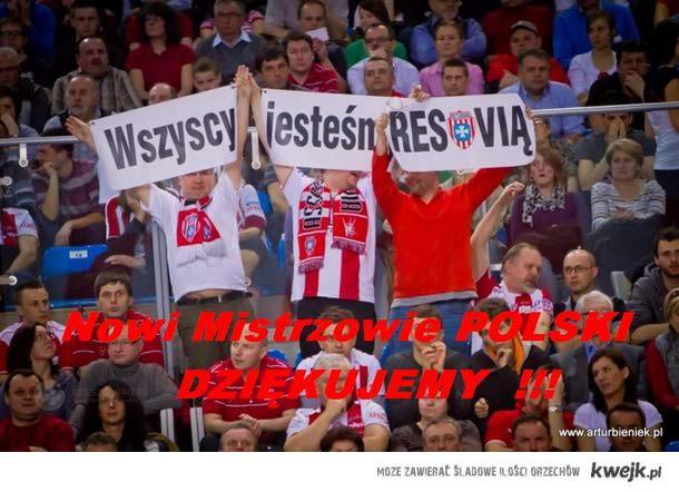 ASSEKO RESOVIA RZESZÓW !