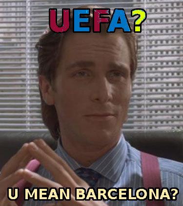 UEFA?