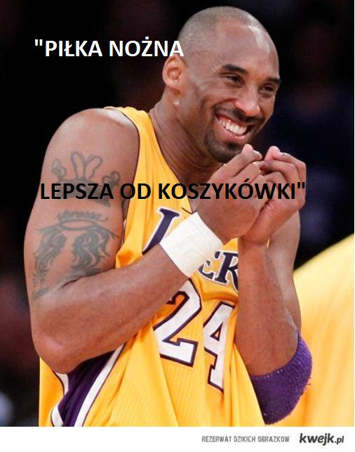 Kobe Bryant laugh