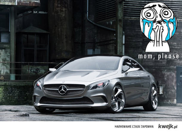 Mercedes The Style Coupe Concept