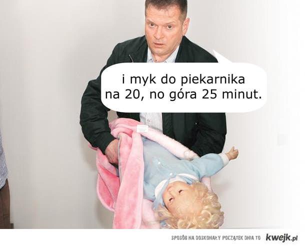 """Detektyw Rutkowski oglądał """"Gotuj z Shebenem""""."""