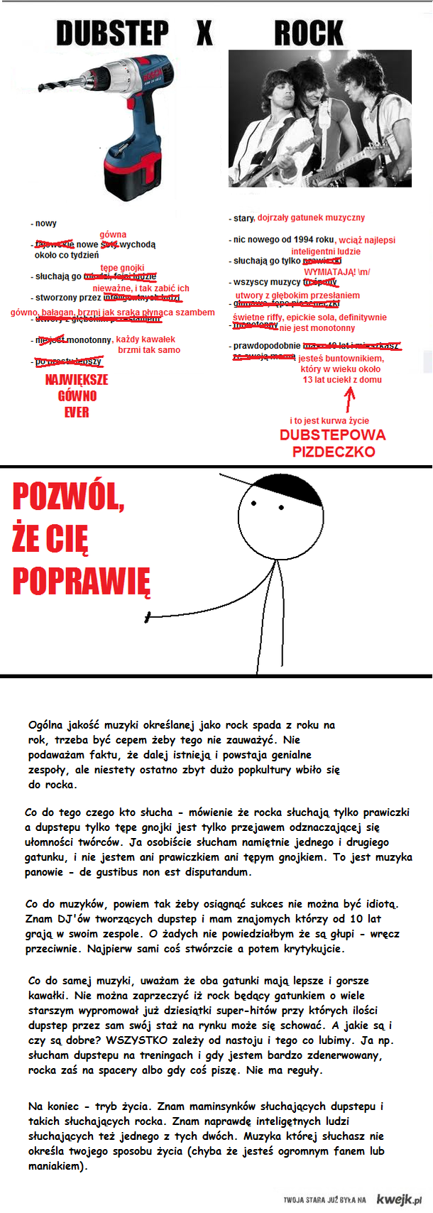 Rock i Dupstep cz3