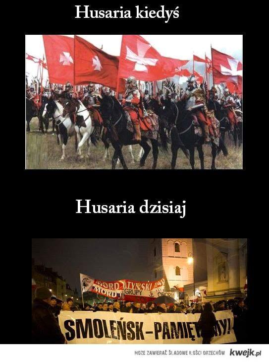 Husaria kiedyś i dzisiaj