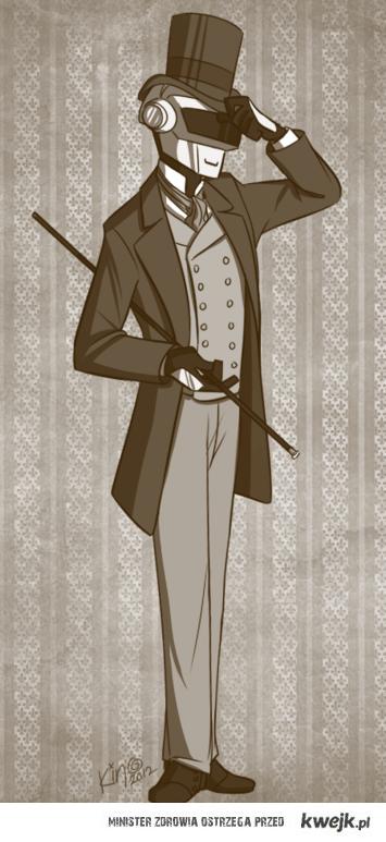 Like a Daft Sir!