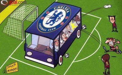 Zaparkowany Autobus