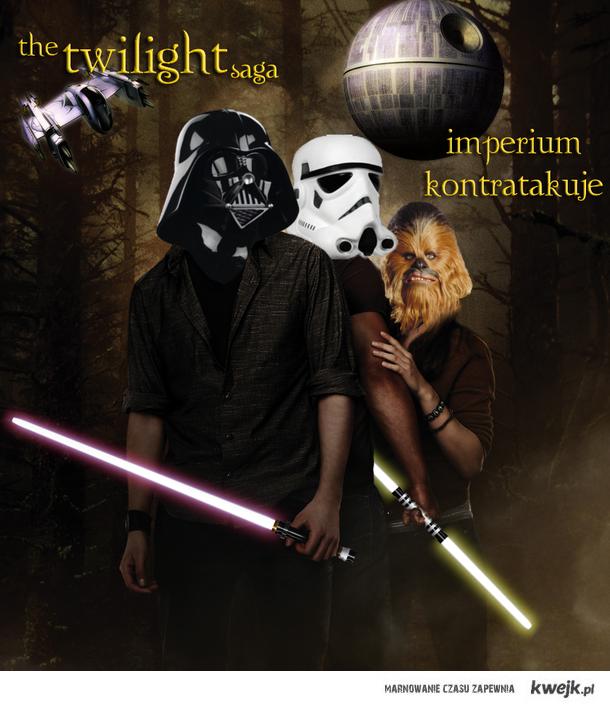 Twilight Saga: Imperium Kontratakuje