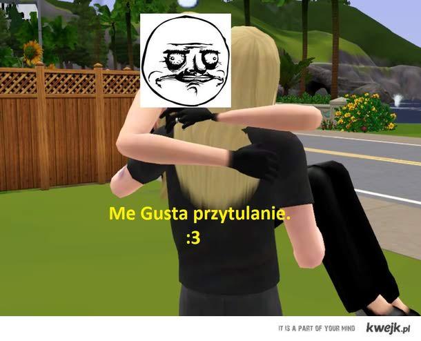 Me Gusta Przytulanie :3