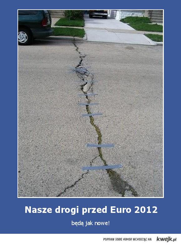 drogi przed Euro