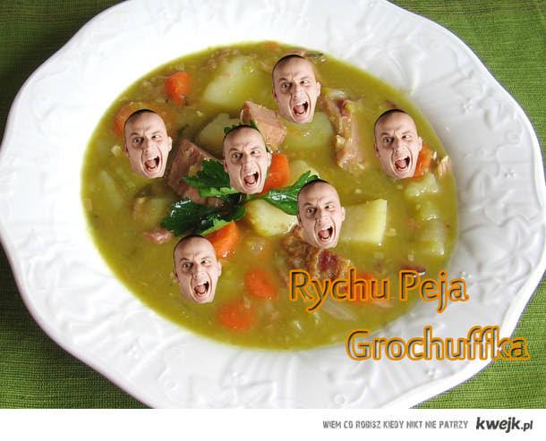 Rychu peja Grochuffka