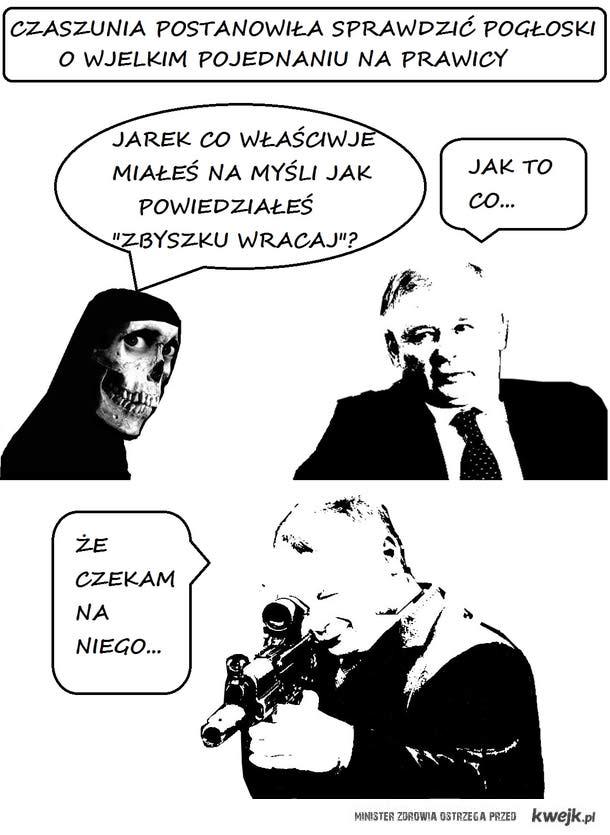 Czaszunia  i Jarek