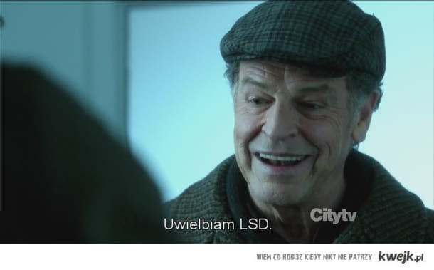 Just Walter and LSD
